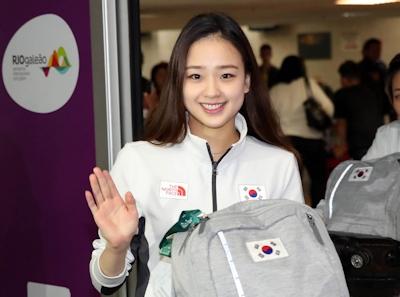 韓国 孫延在(Son Yeonjae) 新体操