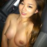 台湾の極上美少女の流出ヌード画像