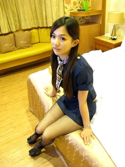 台湾極上美少女 流出ヌード画像 5