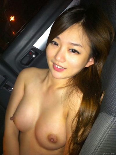 台湾極上美少女 流出ヌード画像 7
