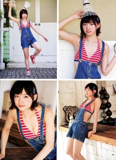 NMB48 太田夢莉 セクシービキニ画像 6
