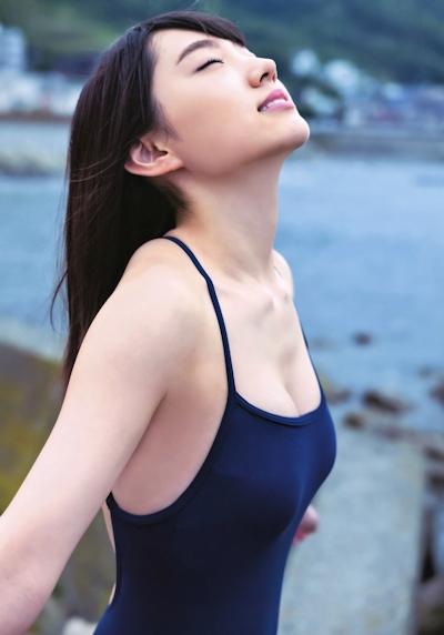 NMB48 太田夢莉 セクシービキニ画像 13