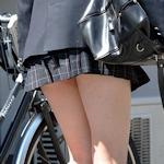 日本のJKのミニスカート画像特集