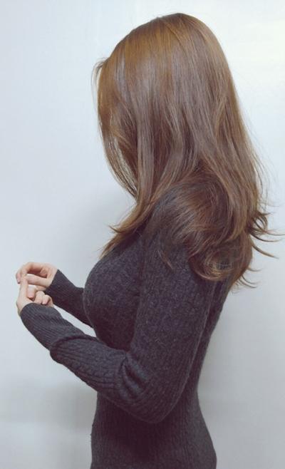 美巨乳な韓国女性 ヌード画像 1