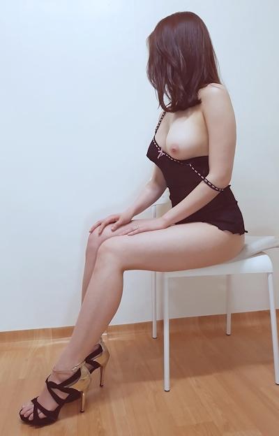 美巨乳な韓国女性 ヌード画像 7