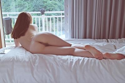 美巨乳な韓国女性 ヌード画像 13