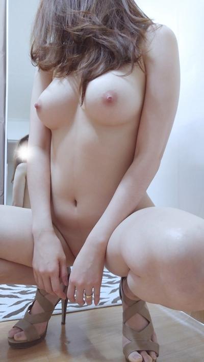 美巨乳な韓国女性 ヌード画像 15