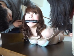 Cute Japanese hogtied - Pornhub.com