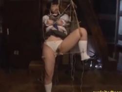 Jav Idol Ai BDSM Cloths Peg On Face Tits Labia Tongue Rope Bound Squirting - Pornhub.com