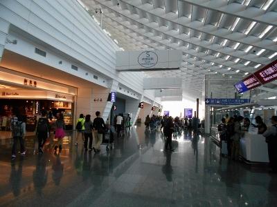 台北桃園空港へ3