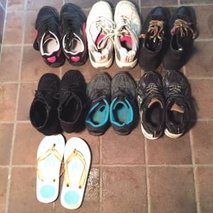 靴断捨離3