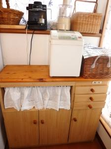 キッチンカウンター型収納断捨離4