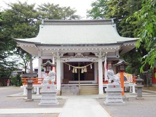 白岡八幡神社