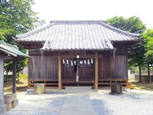 鷲香取神社