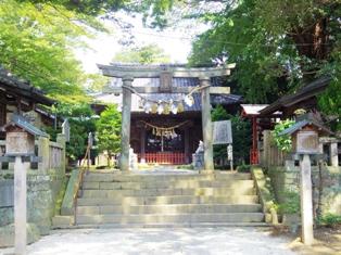 栗橋八坂神社