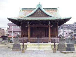 市場東中町熊野神社