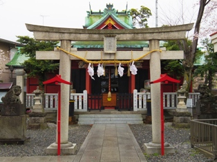 浅間町浅間神社