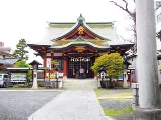 東神奈川熊野神社