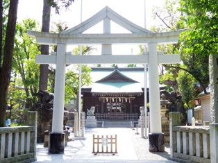 山王町日枝神社