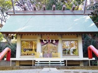下永谷神明社