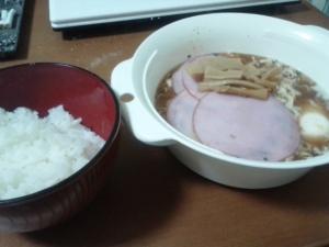 二月十日昨日の夕食