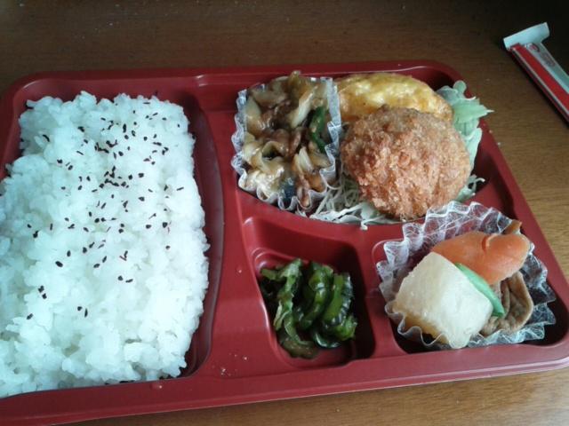 三月三日昼食2