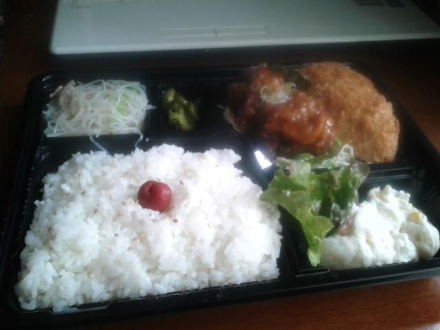 三月五日昼食