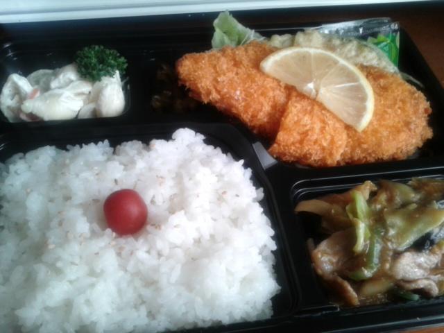 三月八日昼食