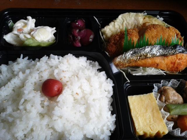 三月二十三日昼食
