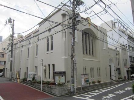 蔵前2丁目 日本聖公会①