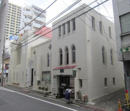蔵前2丁目 日本聖公会②