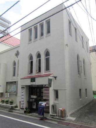 蔵前2丁目 日本聖公会③