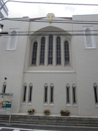 蔵前2丁目 日本聖公会④