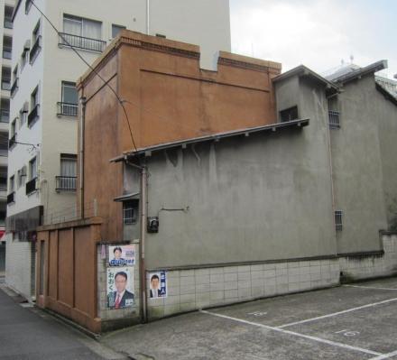 蔵前2丁目 の謎の建物①
