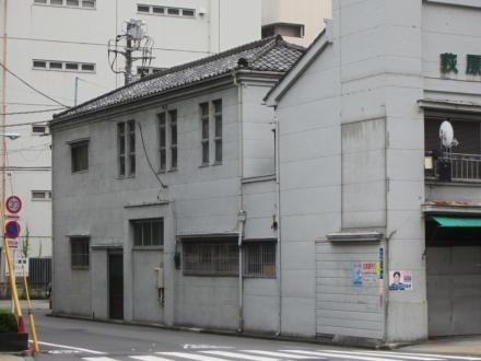 蔵前2丁目 萩原亀吉商店 上田屋商店 ②