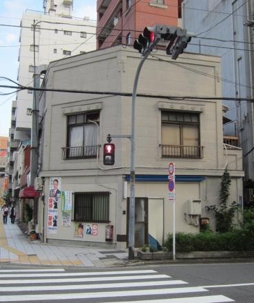 浅草橋3丁目 みちしるべ②