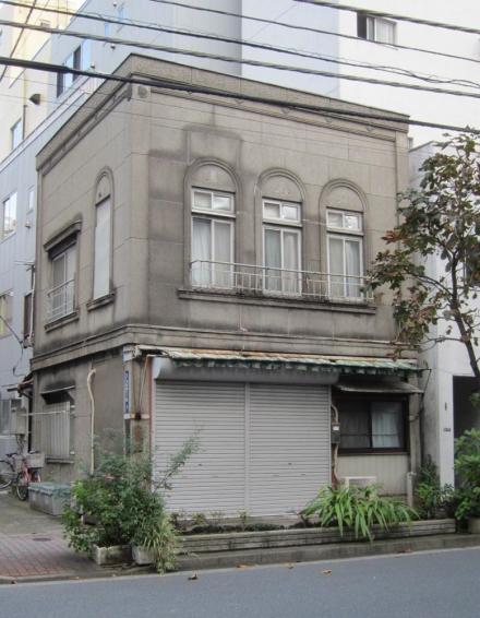 浅草橋3 杉野邸①