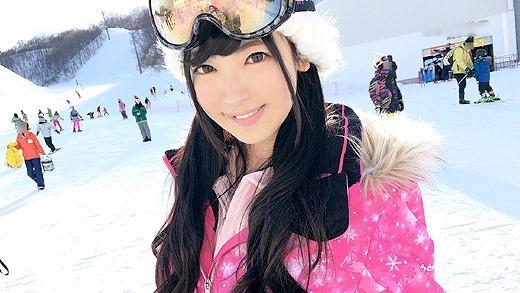 スキーでナンパハメ撮り 01