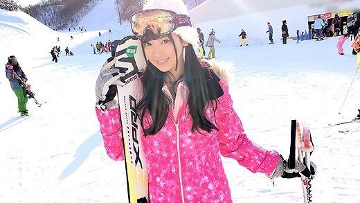スキーでナンパハメ撮り 02