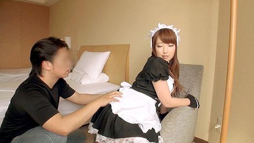 メイド店員とハメ撮りセックス 07