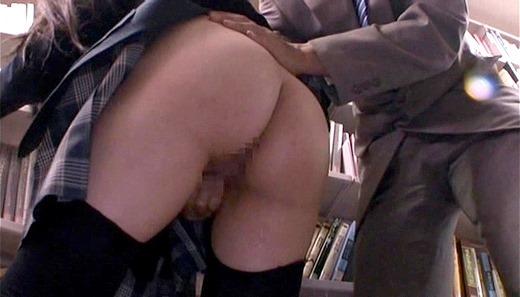 図書館で声も出せず糸引くほど愛液が溢れ出す敏感娘 38