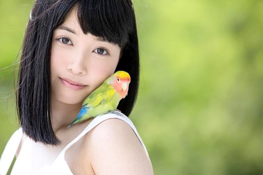 もりの小鳥 05