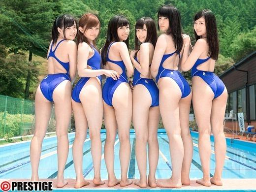 競泳水着のエロ画像 202