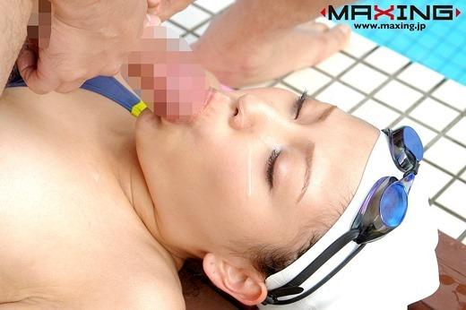 競泳水着のエロ画像 242