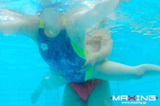 競泳水着のエロ画像 243