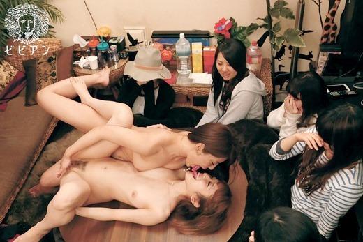 月島ななこ&椎名そら 06