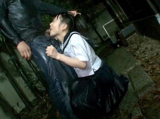 着衣で濡れる女 217