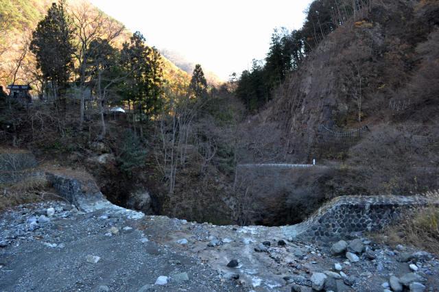 芦安堰堤6
