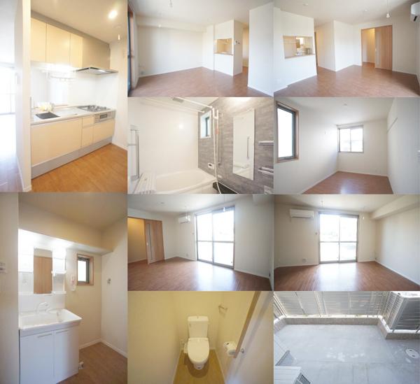 ■物件番号4242 海側!東海岸!新築1LDK!ラスト1部屋!庭スペース!敷地P有り!8.2万円!