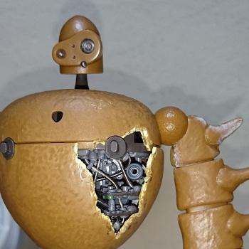 ロボット兵ー12